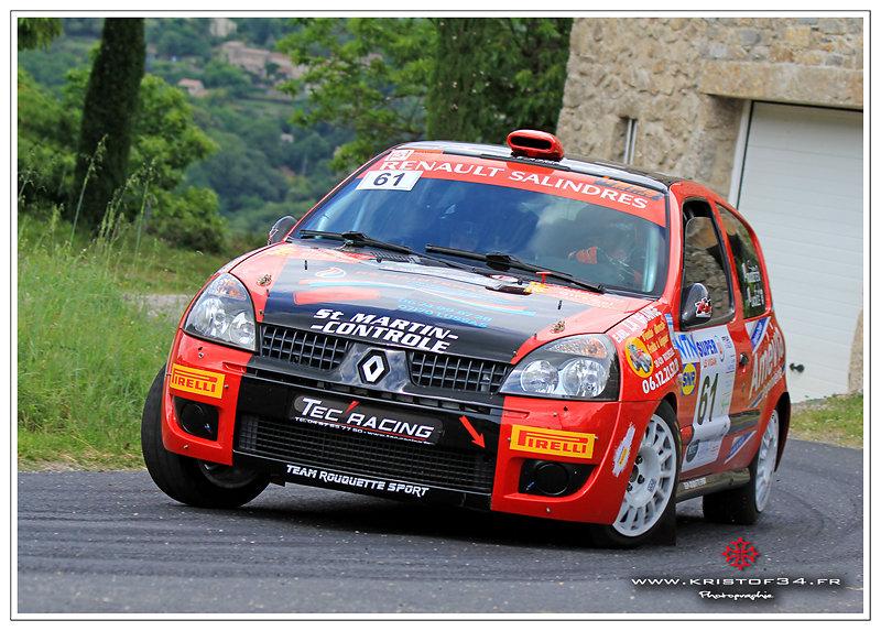 Rallye du Pays Viganais 2016