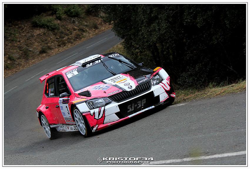 Rallye de l'Hérault
